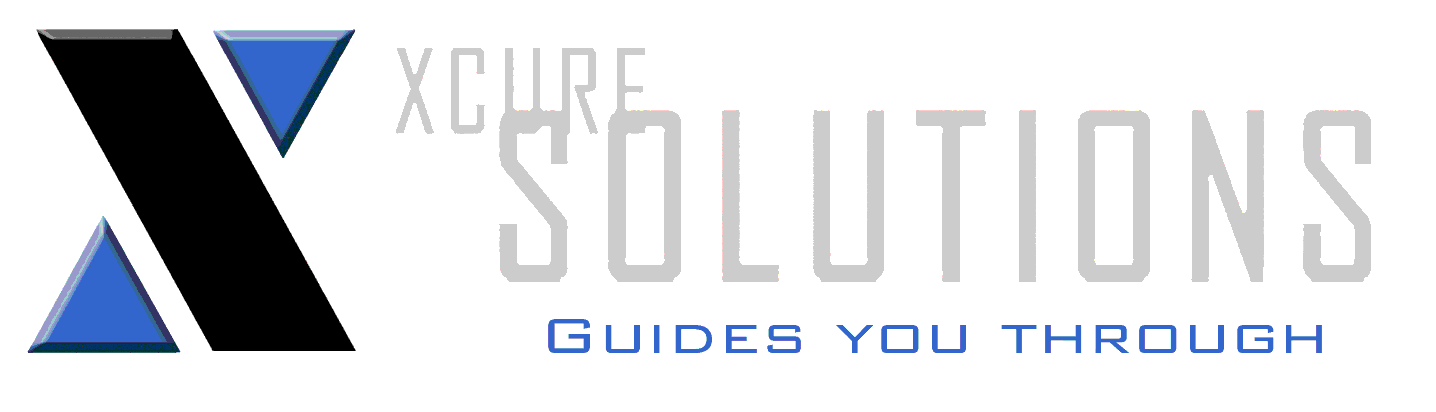 XCure Guides you through